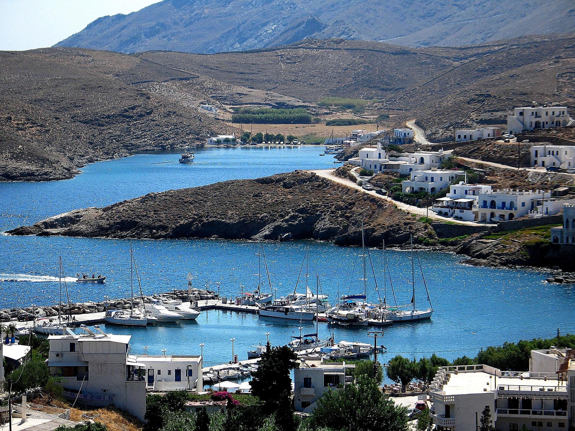 Kythnos Loutra Municipal Port Fund of Syros
