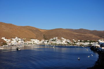 Port of Kythnos - Merichas