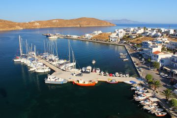Port of Serifos - Livadi