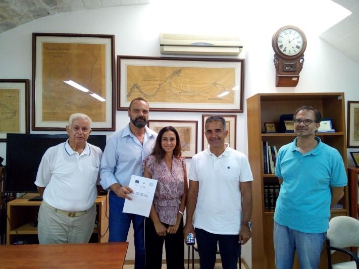 Εγκατάσταση και λειτουργία συστημάτων ασφαλείας λιμενικών εγκαταστάσεων λιμένα Σύρου